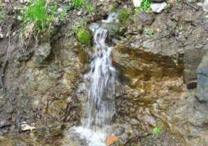 Вода в грунте